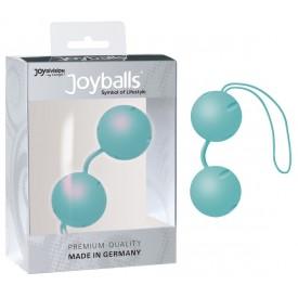Вагинальные шарики цвета мяты Joyballs